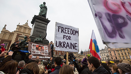 Ukraine Poll: Majorities Do Not Want to Move Closer to EU or Russia