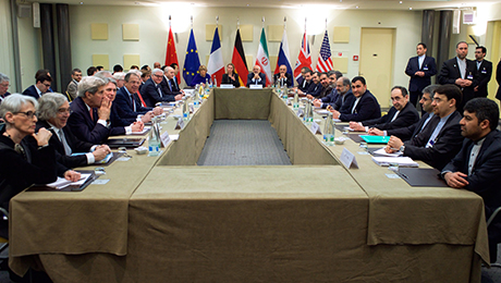 Negotiations with Iran: Bipartisan Majorities Support Iran Deal